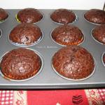 muffin-al-cioccolato-cottura